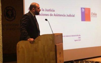CAJ Biobío en la U. San Sebastián