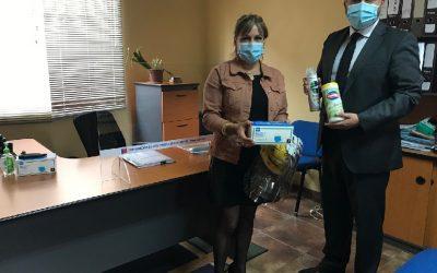 Director General (s) supervisó la implementación de protocolos sanitarios en centros de atención de La Araucanía.