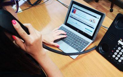 CAJ Biobío inició el llamado para habilitación de profesionales a través de sistema público.