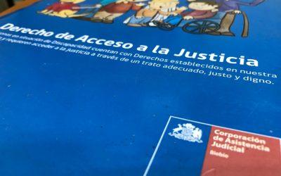 Convenio CAJ-Senadis logra importante fallo para mejorar la inclusión de personas en situación de discapacidad en hospital de Coyhaique.