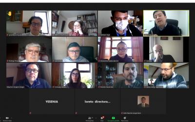 Mesa de Migrantes de la CAJ Biobío define acciones para mejorar atención a personas extranjeras